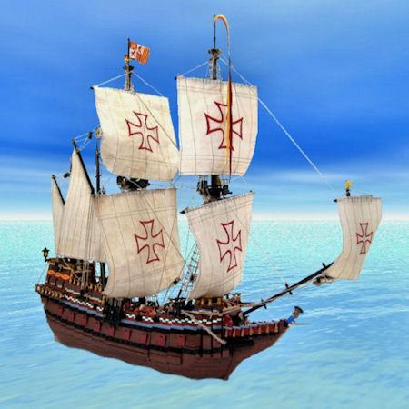 Nuestra Senora de la Concepcion by Bonaparte and Captain Green Hair on Classic-Pirates.com