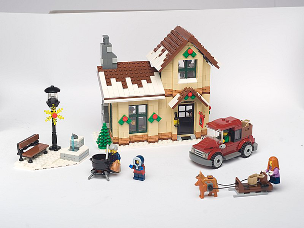 lego museum and bakery cafe pdf