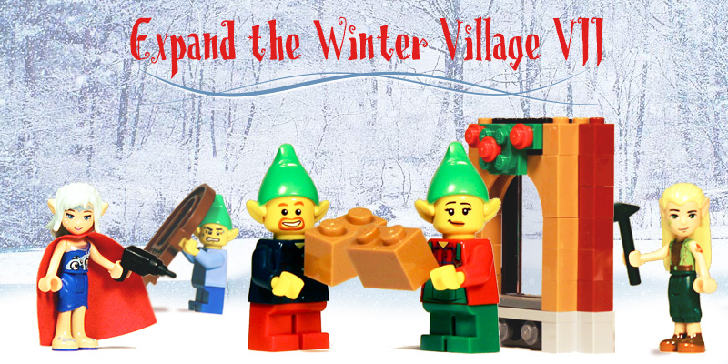 Expand the Winter Village Contest 7