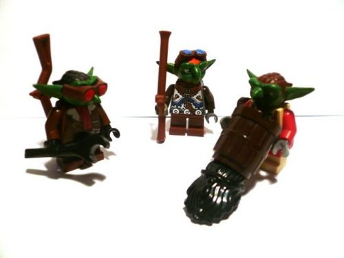 Goblin Engineers