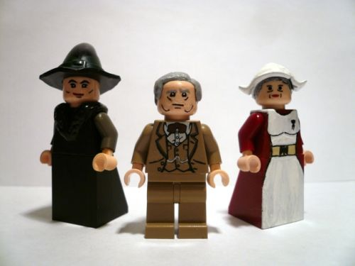 Harry Potter Custom figs