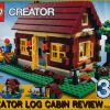 Creator Log Cabin