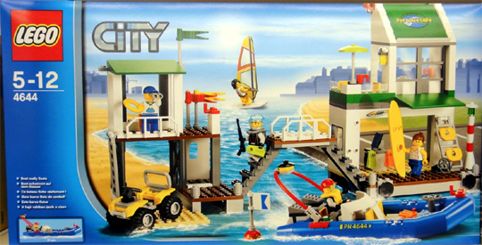 NEWS: 2011 LEGO City Harbour Sets - Frontpage News - Eurobricks Forums