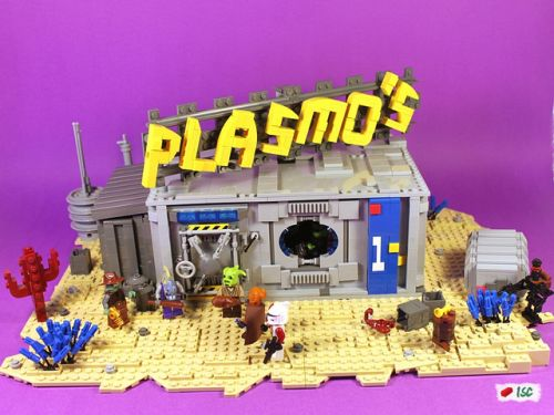 Plasmo's by I Scream Clone
