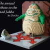 The Annual Tribute To The Dead Jabba, By DanSto