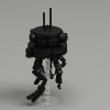 Arakyd Viper Imperial Probe Droid, By rx79gez8gundam