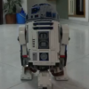 UCS R2 D2 plus Mindstorms EV3, By ths1138