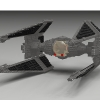 Sienar Fleet Systems TIE Interceptor, By rx79gez8gundam