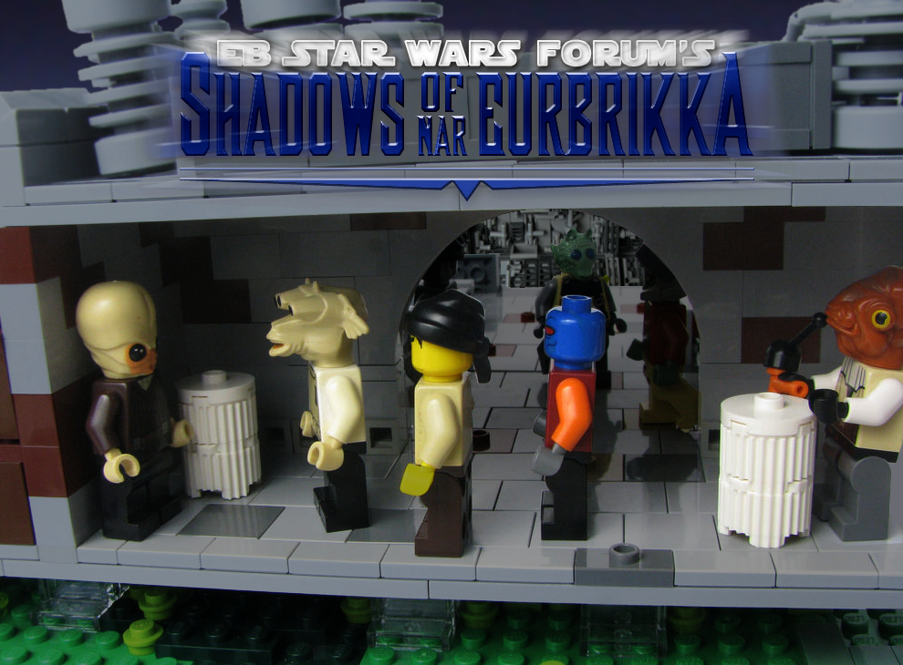 Episode IX: In the Shadow of the Sun, on Eurobricks