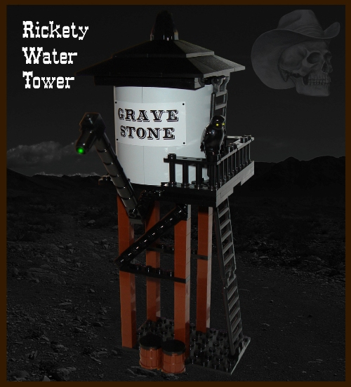 Rickety Water Tower