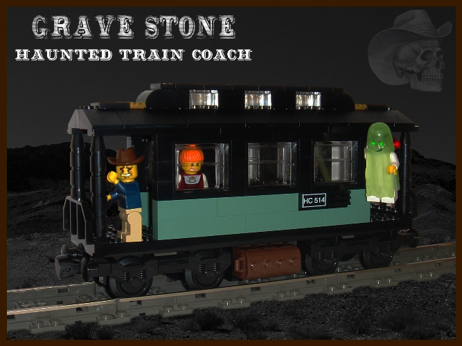 Haunted Train Coach