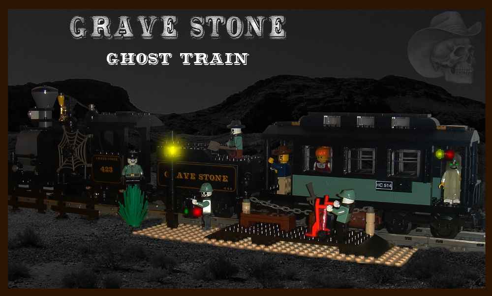 Ghost Train Collection I
