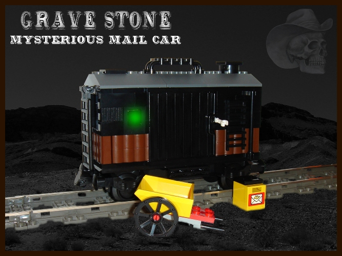 Mysterious Mail Car