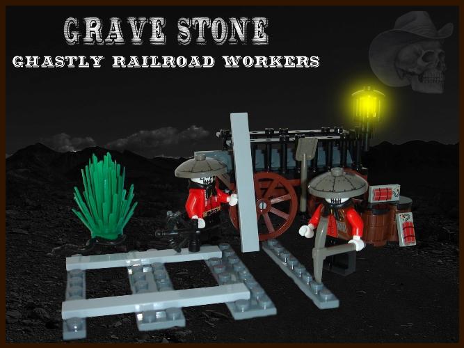 Ghastly Railroad Workers