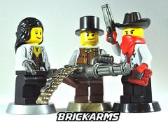 BrickArms Wild West Figs