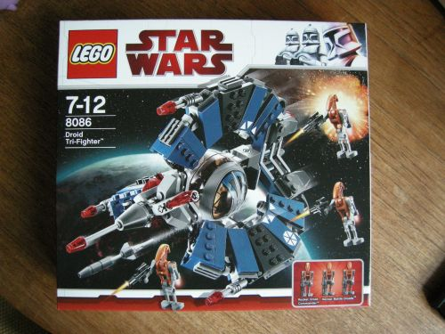 Review 8086 Droid Tri Fighter Lego Star Wars Eurobricks Forums