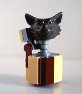 Jack-in-the-Box WereWolf