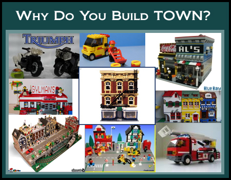Why Do You Build Town?