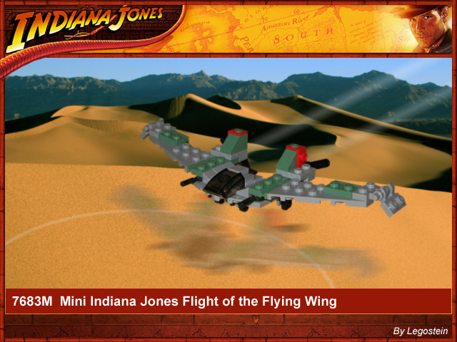 Mini Flying Wing