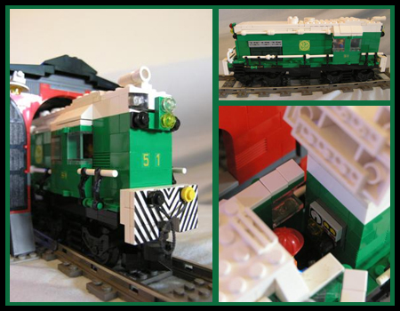 Hong Kong Railway EMD G12
