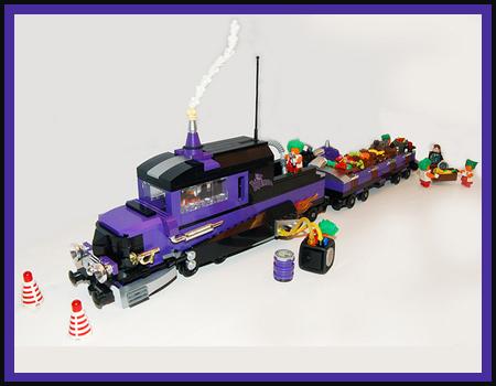Wonka Express
