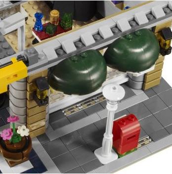 lego grand emporium instructions