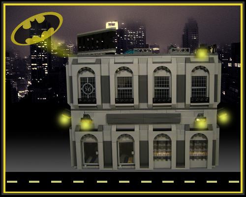 Gotham Bank - LEGO Licensed - Eurobricks Forums