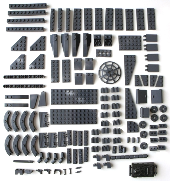 lego slave 1 8097 instructions