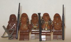 Wookies Customs by Bobskink