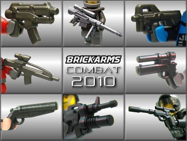 BrickArms Combat 2010