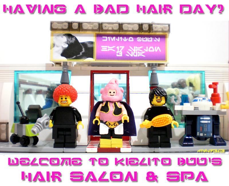 Kielito Buu's Hair Salon and Spa by KielDaMan