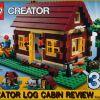Creator Log Cabin