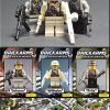 BrickArms 2010: 3 New German WWII Custom Figures!