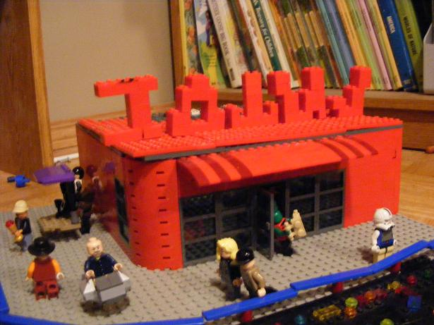 Jones Hotel by The Legonator