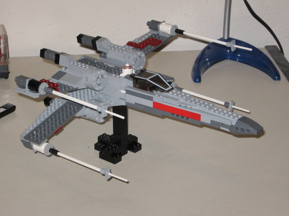 [MOC] X-wing Version 8 by fallenangel309
