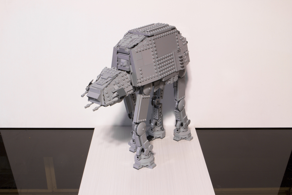 Modded 8129 AT-AT by siseon