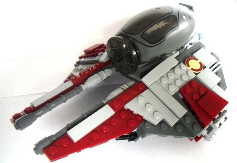 [MOC] Obi Wans Eta-2 JSF by Dobbyclone
