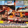 Trains and Boats