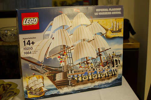 Imperial Flagship Box
