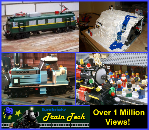 Train Tech - One Million Views