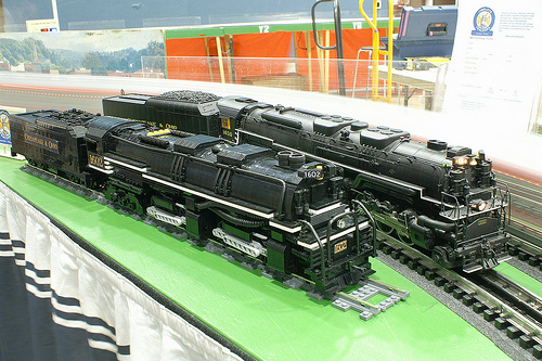 Are LEGO Trains Real Model Trains?