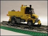 Hi Rail Unimog