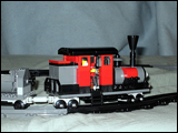 Balin & Sons Mining Train