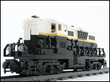 GM EMD GP9 Locomotive