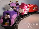 Friends Express Train