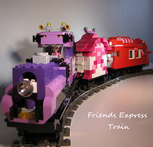 Friends Train
