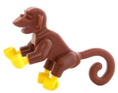 LEGO Monkey