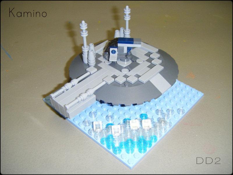 KAMINO, by Dapper-D2