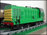 SNCB-NMBS Class 70 Shunter