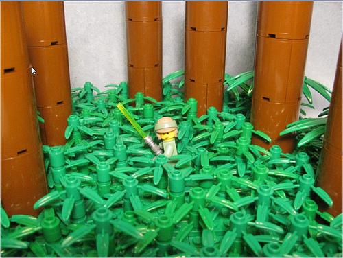 Luke on Endor, by rogueang.jpg
